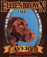 Avery Brewing Co. Ellie's Brown