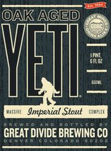 Great Divide Yeti Imperial Stout