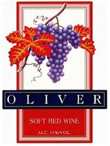 Oliver Winery Soft Red
