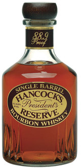 Hancock's President's Reserve Single Barrel Bourbon