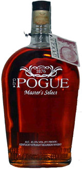 Old Pogue Master's Select Kentucky Straight Bourbon Whiskey 9 year old