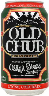Oskar Blues  Old Chub Scottish Style Ale
