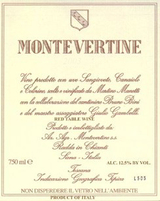 Montevertine Toscana 2004