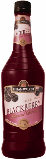 Hiram Walker Blackberry Brandy 0