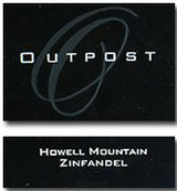 Outpost Howell Mountain Zinfandel 2006
