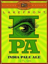 Lakefront Brewery IPA