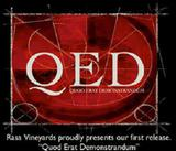Rasa Vineyards QED Red 2007