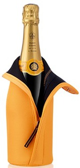 Veuve Clicquot Brut Yellow Label w/Ice Jacket