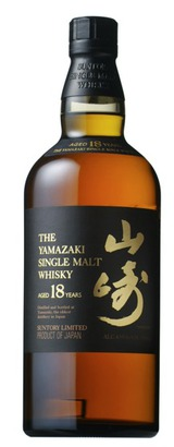Suntory The Yamazaki Single Malt Whisky 18 year old