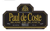Paul de Coste Brut Blanc de Blancs