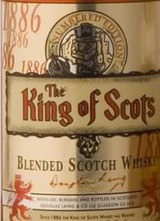 King of Scots Blended Scotch Whisky 12 year old