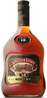 Appleton Estate Jamaica Rum Extra 12 year old