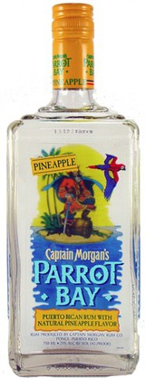 Parrot Bay Pineapple