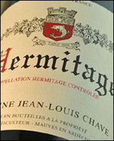 Domaine Jean-Louis Chave Hermitage 2007