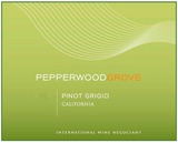 Pepperwood Grove Pinot Grigio 2008