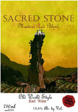 Sacred Stone Masters Red Blend