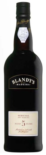 Blandy's Sercial 5 year old