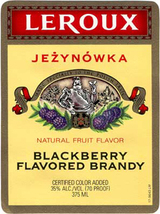 Leroux Polish Blackberry