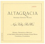 Araujo Altagracia Red Wine 2004
