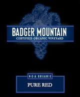 Badger Mountain Pure Red 2009