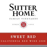 Sutter Home Sweet Red 2008