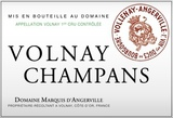 Marquis d'Angerville Volnay Champans 2008
