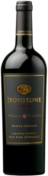 Ironstone Deaver Vineyard Old Vine Zinfandel 2007