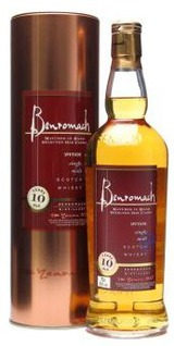 Benromach Speyside Single Malt Scotch Whisky 10 year old