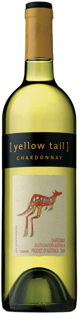 Yellow Tail Chardonnay 2010