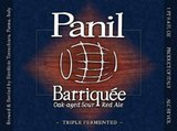 Panil Barriquée Oak-aged Sour Red Ale