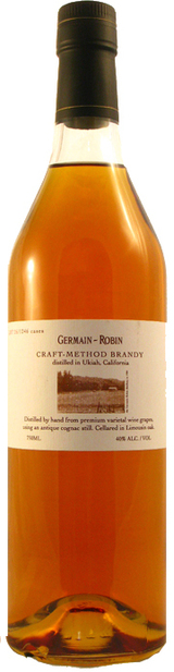 Germain-Robin Craft Method Brandy