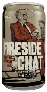 21st Amendment Brewery Fireside Chat