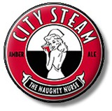 City Steam Brewery Naughty Nurse Amber Ale