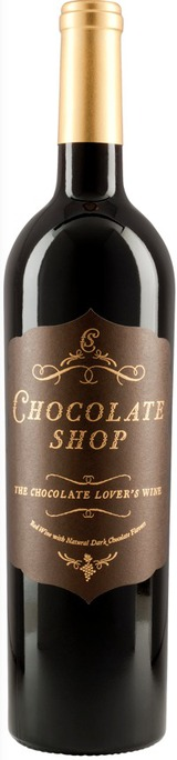 Chocolate Shop Chocolate Red Wine 2008