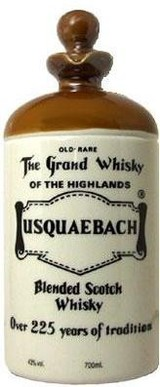 Usquaebach Stone Flagon Blended Scotch Whiskey