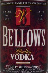 Bellows Vodka