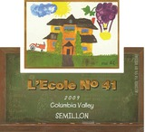 L'Ecole No 41 Columbia Valley Semillon 2009