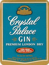 Crystal Palace Premium London Dry Gin