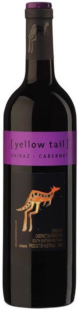 Yellow Tail Shiraz Cabernet Sauvignon 2010