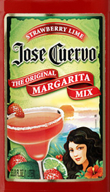 Jose Cuervo Strawberry Lime Margarita Mix