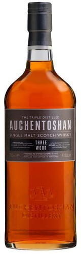 Auchentoshan Three Wood Single Malt Scotch Whisky