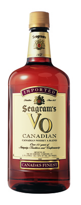 Seagram's VO Blended Canadian Whisky