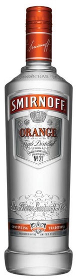 Smirnoff Orange Vodka