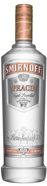 Smirnoff Peach Vodka