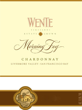 Wente Vineyards Morning Fog Chardonnay 2010