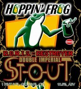 Hoppin' Frog Doris The Destroyer Double Imperial Stout