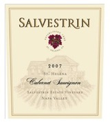 Salvestrin Winery Estate Cabernet Sauvignon