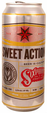Sixpoint Sweet Action Cream Ale