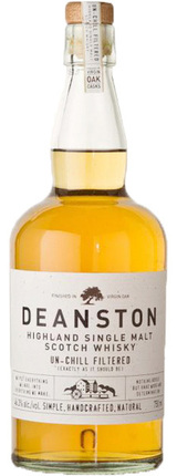 Deanston Distillery Virgin Oak Un-Chill Filtered Single Malt Scotch Whiskey