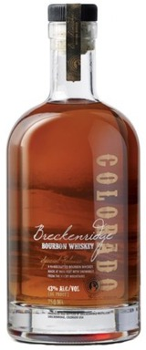 Breckenridge Distillery Bourbon Whiskey